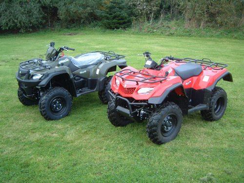 ATV,Mules & Vehicles